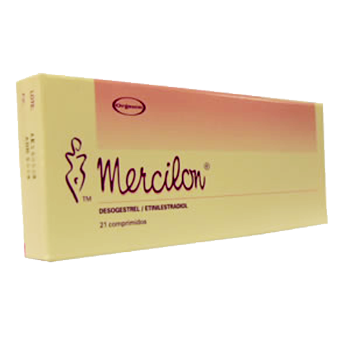 150MCG DESOGESTREL MERCILON