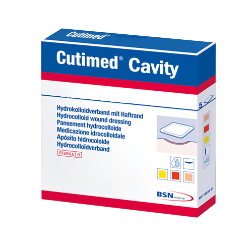 "APOSITO "" CUTIMED CAVITY "" BSN"