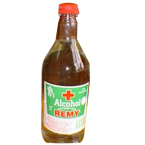 ALCOHOL ANTISEPTICO REMMY